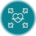 Heart Life Icon