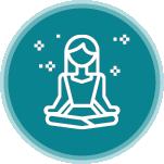 Meditate Icon